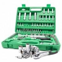 Набор инструментов ET-6094SP Intertool 1/2 и 1/4 дюйма 94 единиц