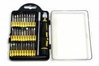 Набор отверток часовых с удлинителем 30in1 CrV (кейс) SIGMA