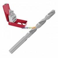 Набор сверл по металлу HSS 13 шт 2.0 - 8.0 полированная сталь SD-0114 Intertool