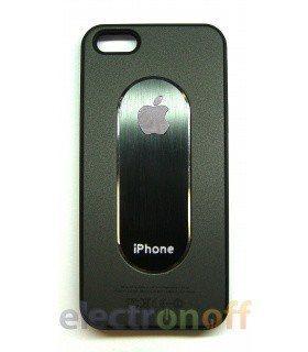 Накладка NewCase black iPhone 5 пластик