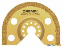 Насадка для реноватора Dremel 1.6 мм
