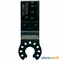 Насадка для резки твердого дерева Dremel 38 мм