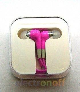 Наушники iPhone 4 вакуум