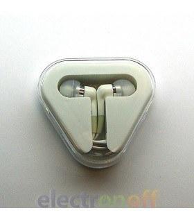 Наушники iPhone 4 вакуум треугольник