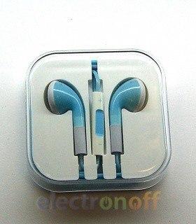 Наушники iPhone 4 вкладыш
