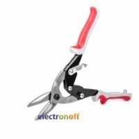 Ножницы по металлу 250 мм прямые HT-0177 Intertool