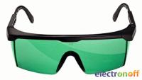 Очки лазерные Bosch зеленые Professional
