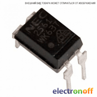 Оптрон HCPL-817-00СE (DIP-4)