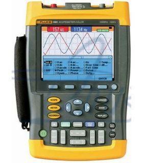 Осциллограф-мультиметр цифровой FLUKE 199C/S