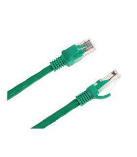 Patchcord кабель UTP kat. 6e штек.-штек. 5m зеленый INTEX