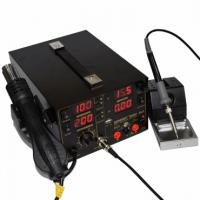Паяльная станция HandsKit 909D 4в1 (паяльник+фен+тестер+USB)