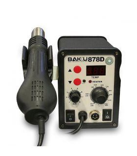 Паяльная станция BK-878D (фен + паяльник)