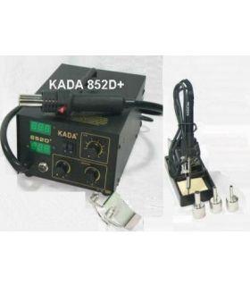 Паяльная станция KADA 852D+  с паяльником и феном