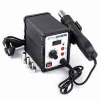 Паяльная станция конвекционная SM-858D (цифровая индикация)