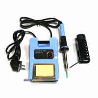 ZD-8906 с паяльником, держателем и кабелем