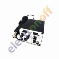Паяльная станция термовоздушная турбинная Accta 401 Basic Kit