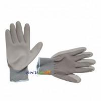 Перчатки трикотажные с нитриловым покрытием 10 дюймов 120 пар ящик SP-0122 Intertool