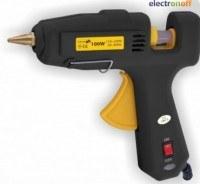 Пистолет термоклеевой с выключателем 11.2 мм 100 Вт SIGMA
