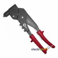 Пистолет заклепочный ручной поворотный на 360° диаметр заклепки 3.2, 4, 4.8 мм RT-0009 Intertool