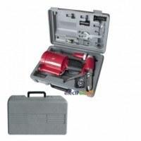 Пистолет заклепочный PT-1304 Intertool пневматический в чемодане с аксессуарами