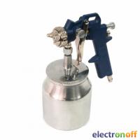 Пневматический краскопульт Forte SG-1120SN