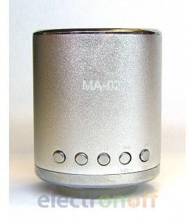 Портативная колонка MA-02 (MP3)