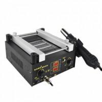Преднагреватель KADA 853A с двумя дисплеями