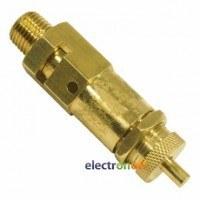 Предохранительный клапан для компрессора 1/4 PT-5002 Intertool