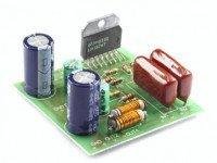 Радиоконструктор K117 (УНЧ Hi-Fi LM1876)