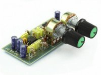 Радиоконструктор K127 (активный фильтр сабвуфера)