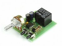 Радиоконструктор K133 (реле времени)