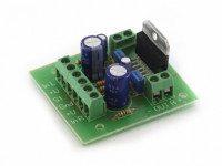 Радиоконструктор K161 (УНЧ TDA7377 стерео 2х30W)