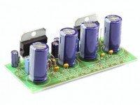 Радиоконструктор K205 (УНЧ TDA7294 стерео 2х100W/ моно170W)