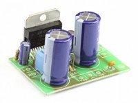 Радиоконструктор K207 (УНЧ TDA7294 моно 100W)