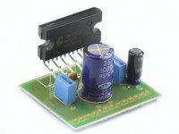 Радиоконструктор K209B (УНЧ 2x40W(2 Ohm) TDA8560(Uвх=100mV))