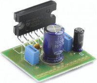 Радиоконструктор K209C (УНЧ 2x40W(2 Ohm) TDA8563(Uвх=500mV))