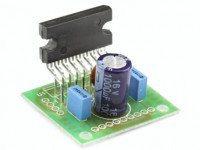 Радиоконструктор K210 (УНЧ 2x22W TDA1554 Uвх=500mV)