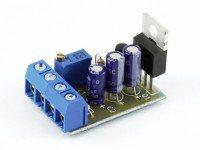 Радиоконструктор K212 (регулируемый стабилизатор напряжения Imax=10A, Uin=3-27V)