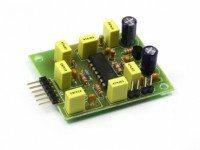 Радиоконструктор K248 (Активный 3-х полосный фильтр)