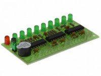 Радиоконструктор K254.1 (Светодиодный индикатор уровня жидкости)