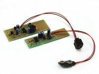 Радиоконструктор K287 (Искатель проводки с генератором) (2 платы)