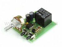 Радиоконструктор M133 (реле времени)