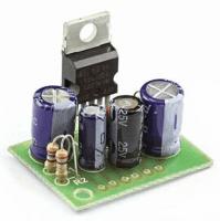 Радиоконструктор M213 (УНЧ 1x10W TDA2003)