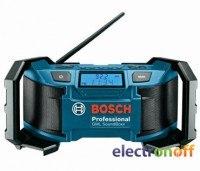Аккумуляторный радиоприемник Bosch GML SoundBoxx Professional