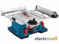 Распиловочный стол Bosch GTS 10 XC Professional