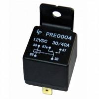 Реле автомобильное PRE0004 12VDC SPDT 40A