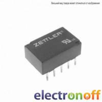 Реле AZ850-3, 3VDC, DPDT, 0.5A/125VAC (ZETTLER)