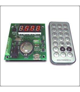 Реле времени (4 канала) MP350