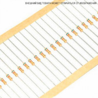 Резистор 0.125Вт 1.3 кОм 5% (100шт)