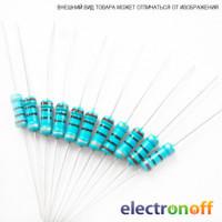 Резистор 0.125Вт 62 Ом 5% (100шт)
